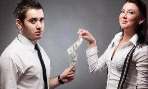 Почему мужчина хочет зарабатывать больше женщины?
