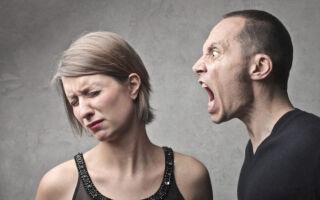 Домашнее насилие над женщиной со стороны мужа-тирана