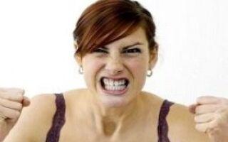 Неконтролируемые вспышки гнева. Особенности и методы борьбы с ними