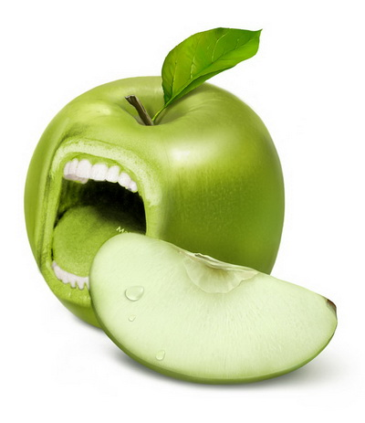 Хочешь быть в тонусе? Ешь яблоки каждый день!