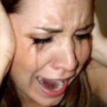 Картинка девушки в гневе