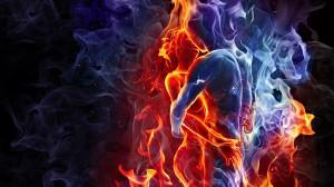 Любовь и страсть - организм выходит из-под контроля