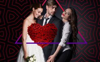 Про любовный треугольник: что делать и кто виноват?
