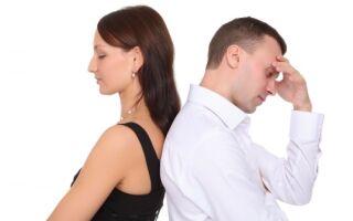 Если муж собирается вас покинуть – давите на стыд. Вредные советы
