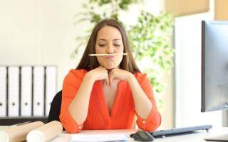 Интерес к работе — наилучшая мотивация к достижению успеха