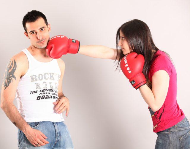 как разрешить конфликт в паре