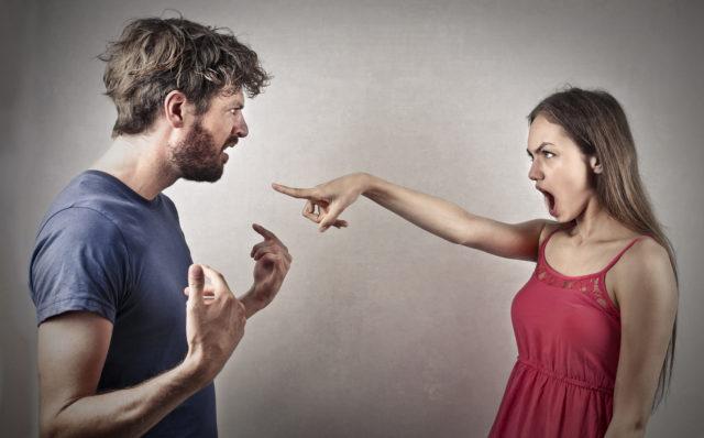 Причины конфликтов в отношениях