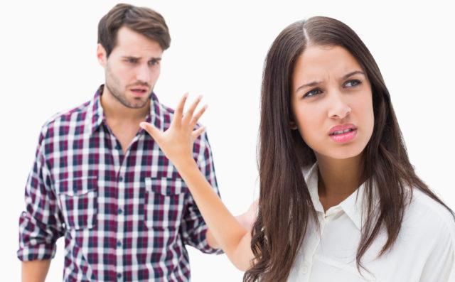 Контрзависимые отношения или отношения на дистанции